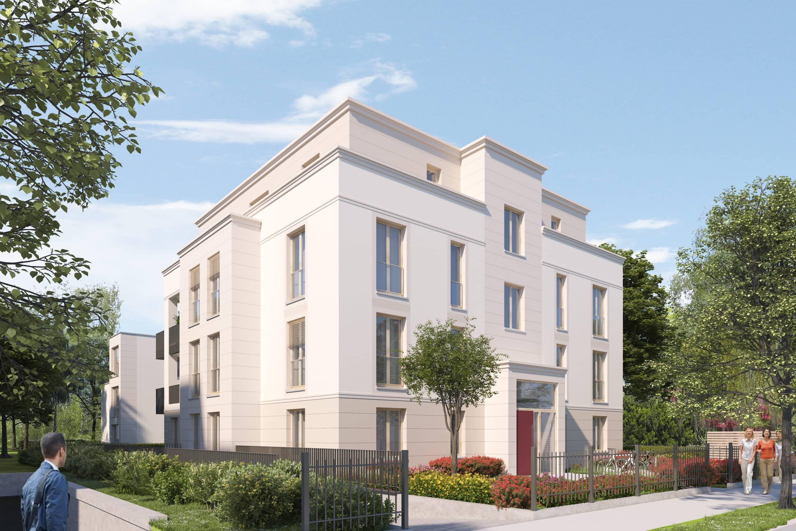 Bild Eigentumswohnung Heubnerstr. 18 a, b – Wohnung 02 mit Garten 1